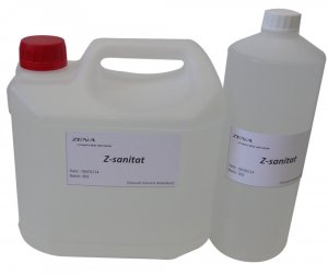 Z-sanitat membrane sanitation solution